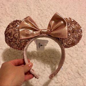 Disney Rose Gold Ears